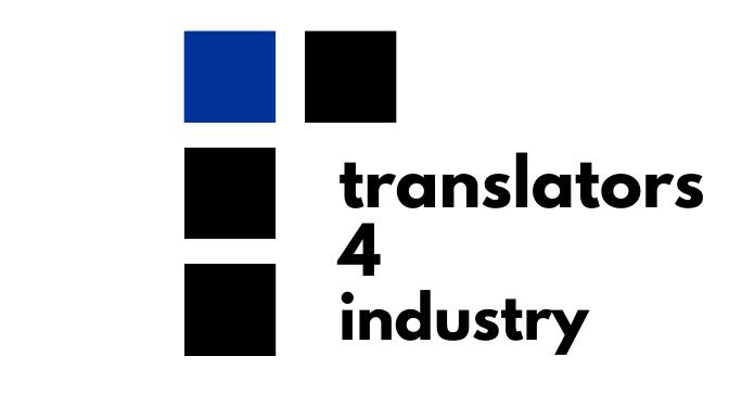 Logo Translators4Industry